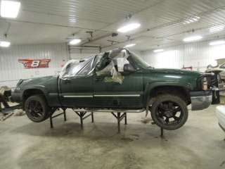 from this vehicle 2005 CHEVY SILVERADO 1500 PICKUP Stock # WM6439