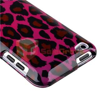 12in1 Pack Case Cover Film Car Travel Charger Cable for iPod Touch 4
