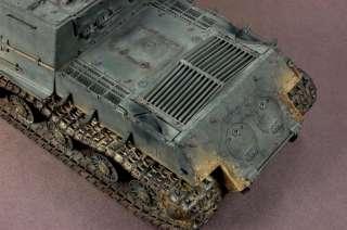 35 BUILT ISU 152 Tamiya DML Stalin JSU 122 JS 2 Aber Friulmodel