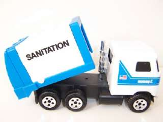 BUDDY L SANITATION TRUCK