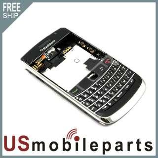 100% OEM Blackberry Bold 9700 Full Housing Case Keypad