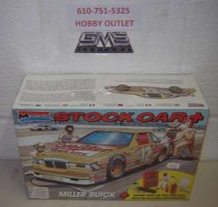 MONOGRAM Plastic Model Kit 2915 MILLER HIGH LIFE #12 Stck Car + 1/24
