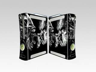 Sexy Girls Faceplate Sticker Skin Cover for Xbox 360