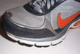 Nike Gray Air Explosion Boys Kids Youth size 4Y Running Shoes MSRP $69
