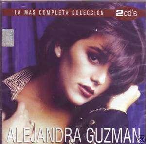 Alejandra Guzman   La Mas Completa Coleccion   2 CDs