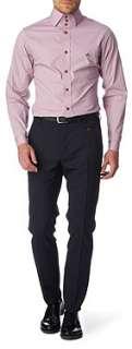 VIVIENNE WESTWOOD Three button slim fit single cuff shirt