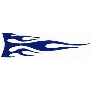 Aufkleber Tribal Flame Blue Sticker (Nr. 1124)  Sport