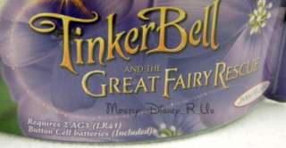 NEW  Tinker Bell Fairy Rescue Animal Friend