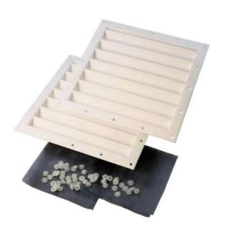 ShelterLogic Shelter Garage and Shed Vent Kit 10031.0 at The Home