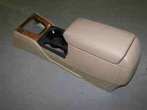 2005 Honda Accord Tan Center Console Auto Trans OEM LKQ
