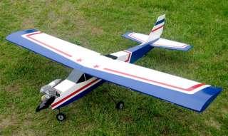 New .40 52 RC Trainer Plane R/C Airplane ARF Kit