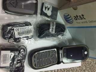 MOTOROLA VA76r Tundra GSM CELL PHONE AT&T Rugged unlock