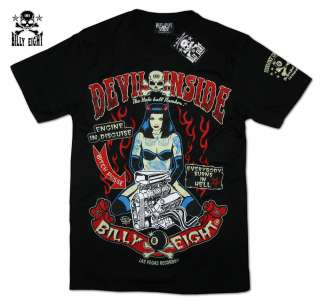 ★Rockabilly T Shirt Psychobilly Hot Rod Style M L XL NEW