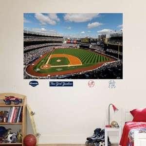 New York Yankees Stadium Mural MLB Fathead Wall Graphic