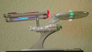 ENTERPRISE 1701 1600 LED LIGHTING KIT STAR TREK REVELL SET