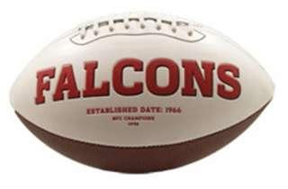 Atlanta FALCONS NFL Signature Series Full Size Football