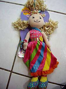 BRAND NEW GROOVY GIRLS DOLL CANDY KINGDOM PRINCESS LOLA
