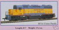 HO TRAIN IHC UNION PACIFIC SD 35 LOCOMOTIVE # 1400