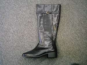 Womens Boot Annie Reins Black Regular $79.99 Large sizes