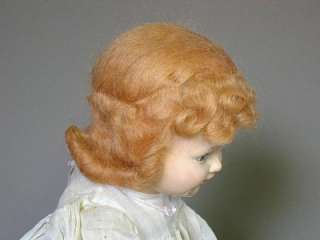 Lovely 1930s AMCHAR Doll by American Character Doll Co. A Must See
