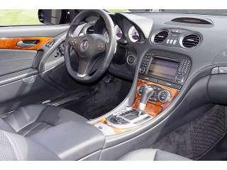 2009 Mercedes Benz SL Class 2dr Roadster
