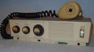 Vintage Heathkit Citizens Band Tube Radio,Model GW 11 CB Transceiver
