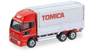 TOMICA DIECAST CAR 031 (2006) Nissan Diesel Quon Truck NEW