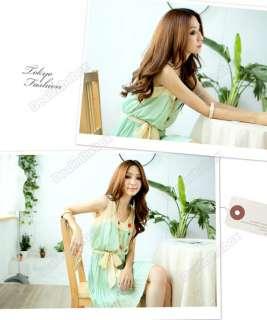 Fashion Korea Sweet Girl and Womens Sweet Summer Chiffon Vest Pattern