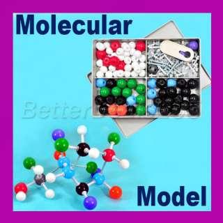 Atom Molecular Model Teach Set Kit Organic Chemistry