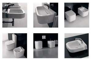 ALTHEA D STYLE TOILET WC BATHROOM ITALIAN MODERN DESIGN