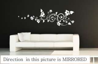 Ƹ̵̡Ӝ̵̨̄Ʒ Cute Flowers   Vinyl Wall Decor   Art Stickers