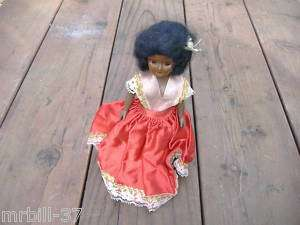 VINTAGE STANDARD DOLL CO AFRICAN AMERICAN DOLL