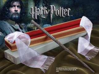 Harry Potter Sirius Black Wand & Ollivanders Box New