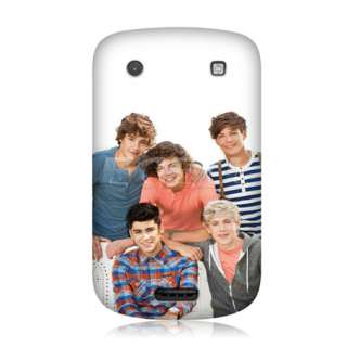 BRITISH BOY BAND BACK CASE COVER FOR BLACKBERRY BOLD TOUCH 9900