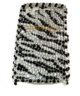 DIAMOND CRYSTAL BLING BACK CASE COVER for HTC DESIRE S