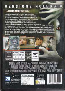 THE GRUDGE 3   DVD (USATO EX RENTAL)