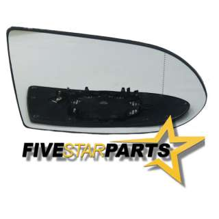 Vauxhall Zafira 1995 05 driver side heated mirror glass