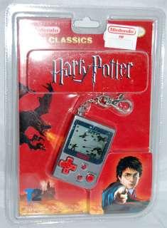 Nintendo GAME & WATCH MINI CLASSICS HARRY POTTER NIB