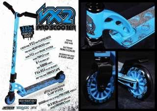 Madd Gear MGP Pro VX2 Stunt Scooter Blue Sky / Blau