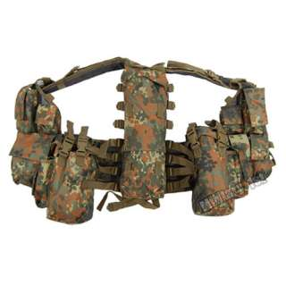 Military 1st   SOUTH AFRICAN ARMY TACTICAL ASSAULT COMBAT VEST