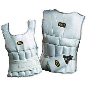 10 Lb Unisex Adjustable Weighted Vest