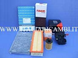 Kit 4 Filtri Citroen C4 1.6 HDI 16V 90HP 110HP 06/2005