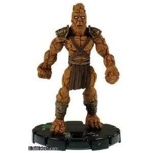 Korg (Hero Clix   Mutations and Monsters   Korg #018 Mint