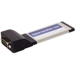 Koutech PCI Single RS 232 Serial Port ExpressCard
