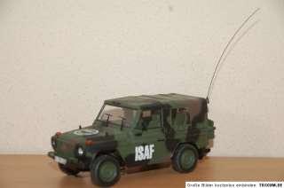Serie 1:35 ISAF Y 315 456 Millitärfahrzeug Mercedes für Spur 1