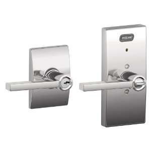 Schlage FE51 ACC 625 CEN Built in Alarm, Century Collection Accent