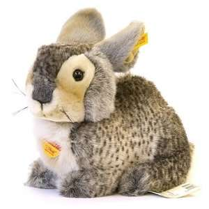 Steiff Dossy Pet Plush Rabbit: Toys & Games