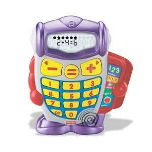 Fisher Price: Fun 2 Learn   CalcuBot Calculator: Toys