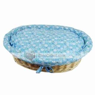 Wholesale Petgogogo Oval Wicker Basket Cat Beds   DinoDirect