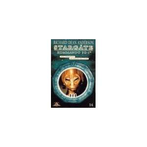 SG 1 [VHS] Richard Dean Anderson, Michael Shanks, Amanda Tapping